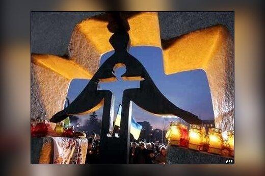 Ukraina: Rocznica Wielkiego Głodu