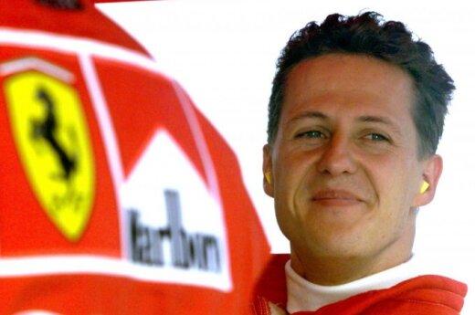 Stan Schumachera się poprawił