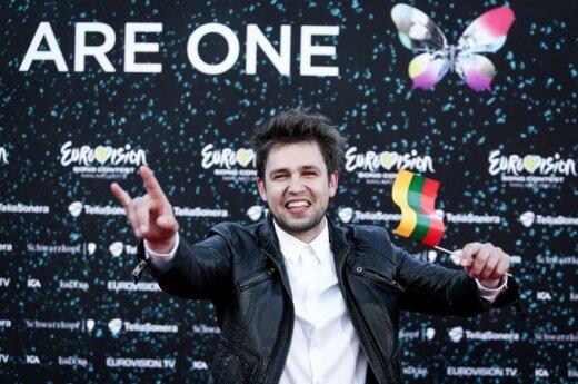 Artėjant Eurovizijai: lyg jau žinočiau kelintoje vietoje mes šiemet būsime