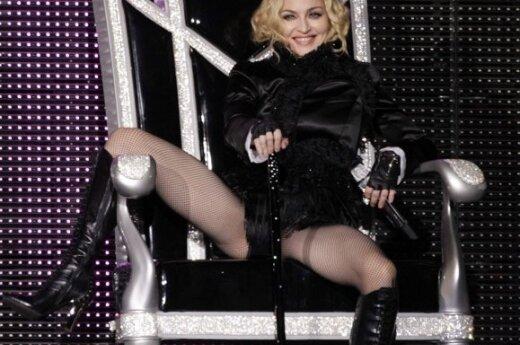Madonna boi się o własne DNA