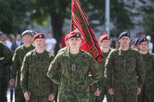 Lithuanian Defence Ministry seeks broader mandate for army in case of undeclared war