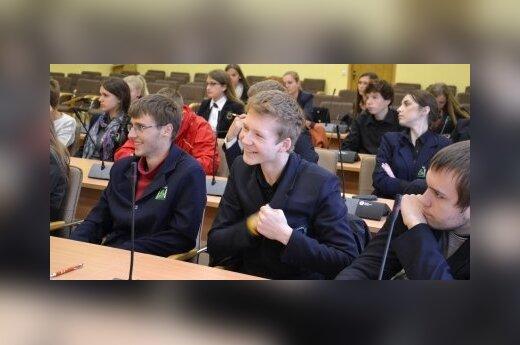 Egzamin z Konstytucji w rejonie wileńskim