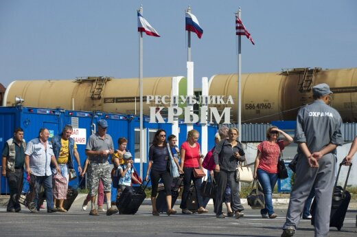 Треть россиян хотели бы отдохнуть в Крыму, если бы у них были деньги