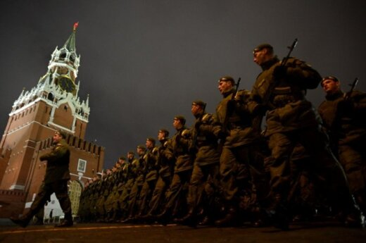 Are the Baltic states at risk of Russian aggression?