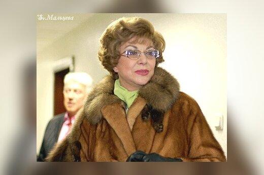 Эдита Пьеха госпитализирована в предынсультном состоянии