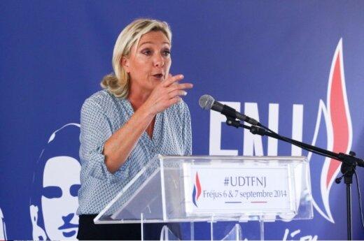 Partia Marine Le Pen otrzymała kredyt w rosyjskim banku