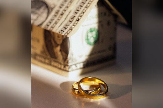 Vedybos, pinigai