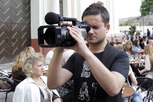 Zuokas: Powinniśmy szanować pracę dziennikarzy