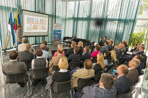 The e-Residency presentation at the Estonian Embassy in Vilnius  Photo Ludo Segers