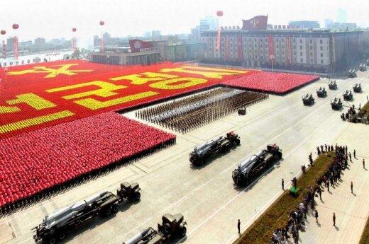 Korea Północna: Masowa produkcja bomb atomowych