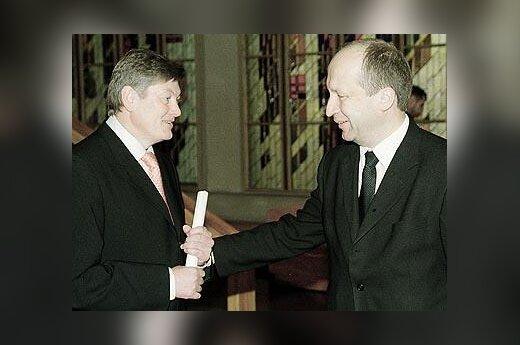 A.Paulauskas ir A.Kubilius