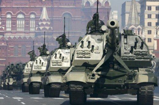 Британские солдаты пройдут по Красной площади 9 мая