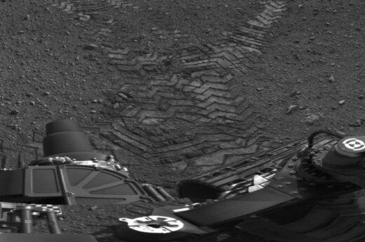 Miejsce lądowania sondy Curiosity zostało nazwane na cześć Raya Bradbury