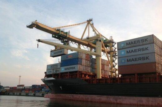 Клайпедский порт ищет новые грузы в Беларуси и Казахстане