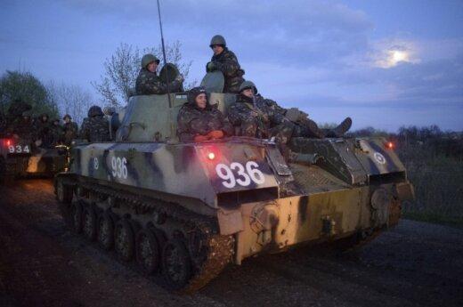 За сутки на востоке Украины погибли пятеро украинских военных