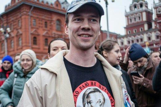 Ильдар Дадин оценил ущерб от своего заключения в 5 млн рублей
