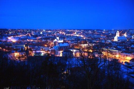 Skaitytojo nuotraukose - bundantis Vilnius