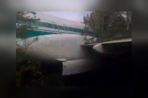 Пилоты Ту-154 спасли 89 человек, приземлившись в тайге