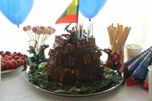 Darbas Lietuvai – ir auginti mažuosius tautiečius