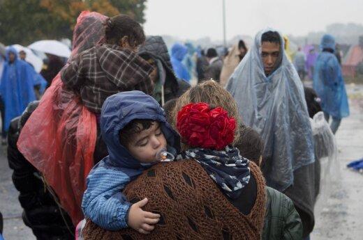 В Европе отмечен рекордный наплыв нелегальных мигрантов