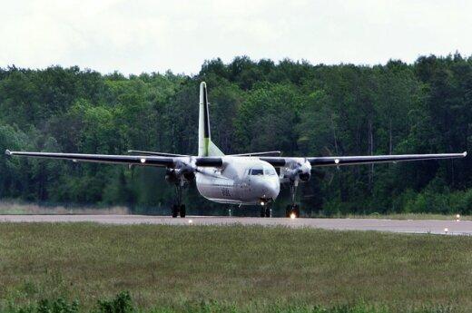 аirBaltic отказалась от части рейсов из Паланги