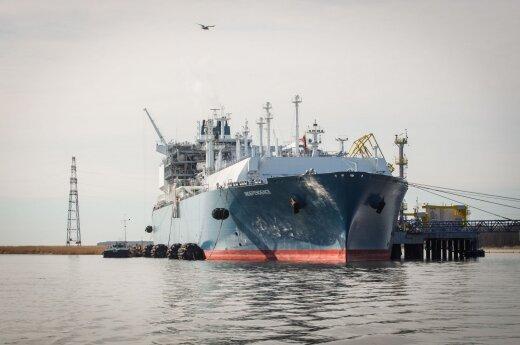 R. Masiulis: Lietuva tampa energetikos lydere regione