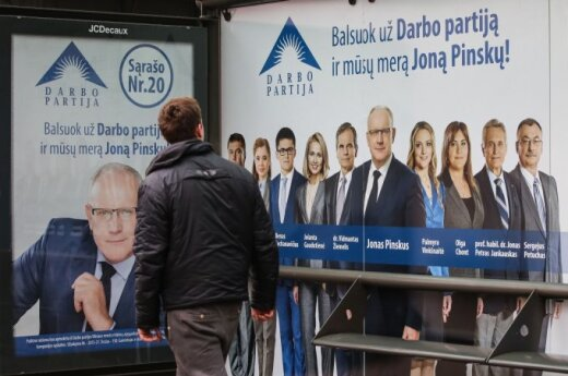 Lithuania's Labour Party