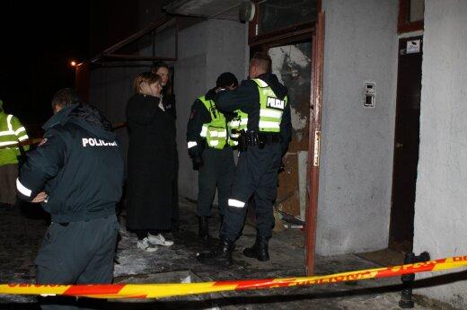 Беспокойная ночь в Вильнюсе: в мужчину выстрелили три раза