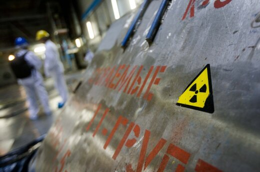 Lithuania strengthens preparations for nuclear incident