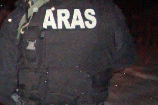 """Задержаны лидеры особо опасной группировки """"Агуркинисов"""""""