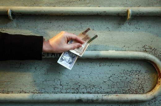 Na Litwie opłaty za usługi komunalne rosły szybciej niż średnie wynagrodzenie