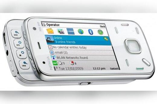 В конце сентября Nokia выпустит смартфон N8
