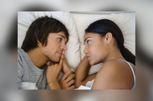 Что делать после секса?