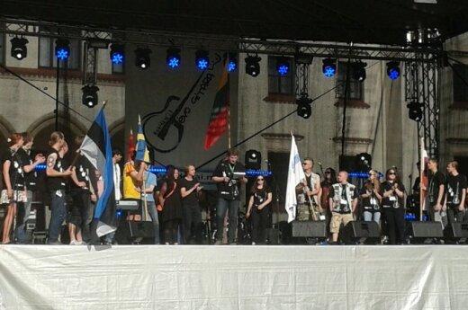 Kaip suorganizuoti muzikos festivalį?