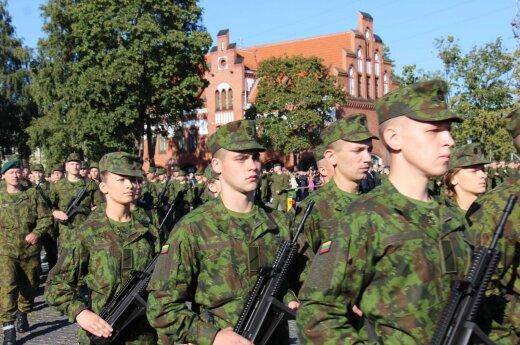 Литва определилась и шлет сигнал США: мы не будем иждивенцами
