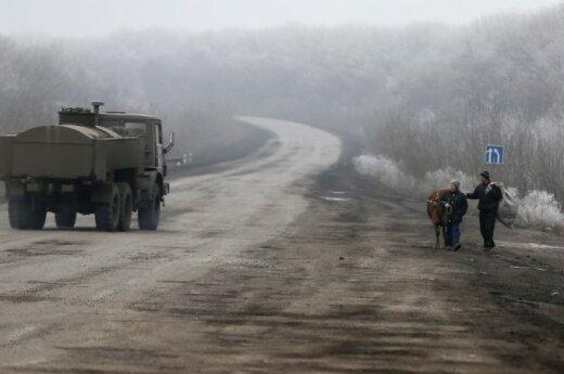 Глава МИД Литвы: ситуация на Украине остается сложной