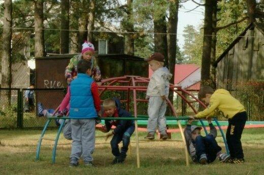 Vaikų darželis Baltojoje Vokėje