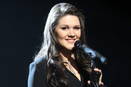 Rusijos atstovė Dina Garipova