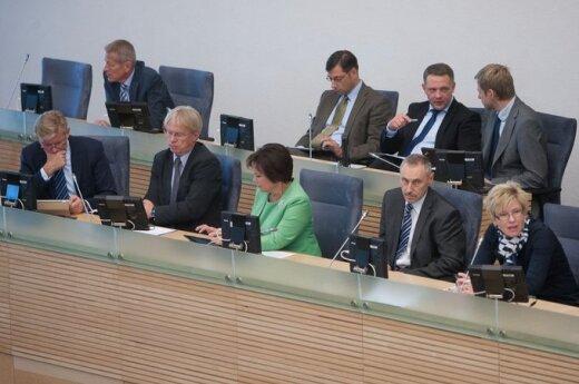 Grybauskaitė oraz ministrowie są milionerami