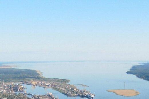 UNESCO atstovai domėjosi Klaipėdos uostu