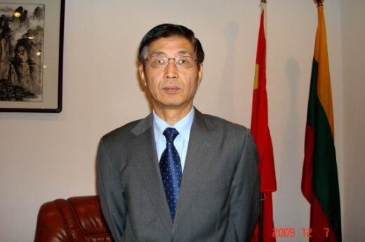 Kinijos ambasadorius: Lietuvoje viso labo gyvena apie 500 kinų