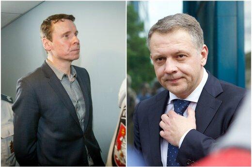 Raimondas Kurlianskis and Eligijus Masiulis