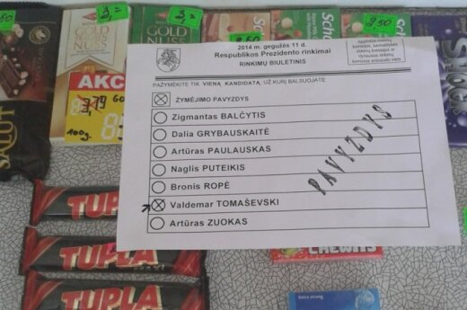 Agitacja Tomaszewskiego denerwuje innych kandydatów na prezydenta