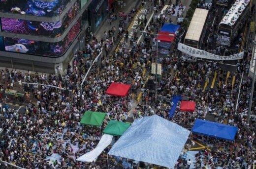 ЕС обеспокоен беспорядками в Гонконге