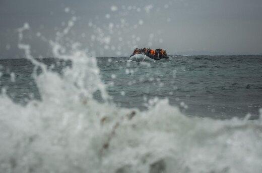 За сутки в Средиземном море спасены более трех тысяч беженцев