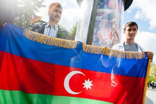 Бакинская полиция разогнала оппозиционную акцию в центре города