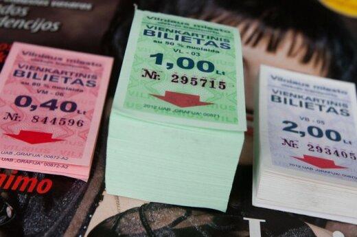 Papierowe bilety będą sprzedawane do marca
