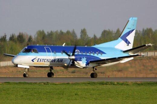 Estonian Air расширяет деятельность в Литве