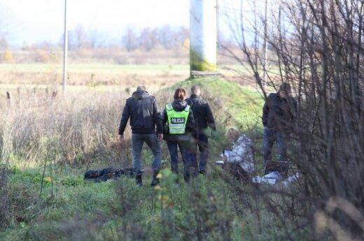 В Прекуле обнаружены останки мужчины с изрезанным лицом