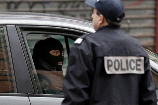 Во Франции задержаны 5 россиян по подозрению в терроризме